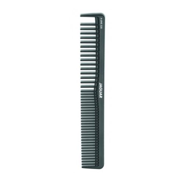 """JAGUAR A525 hrebeň na vlasy 7,25"""" - 18,4 cm"""